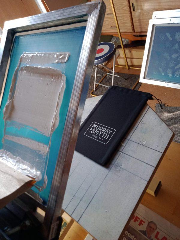 Printing sock bag