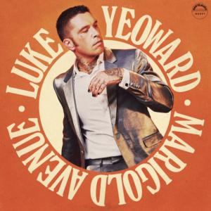 Album cover for record Luke Yeoward Marigold Avenue